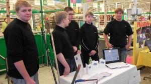 Rauman aluemessut 2012